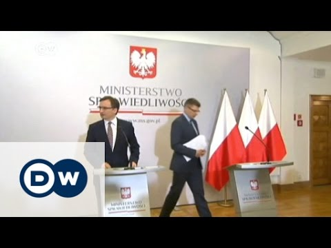 Is democracy at risk in Poland? | DW News
