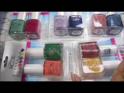 Dollar Tree Pure Ice Haul And Swatches