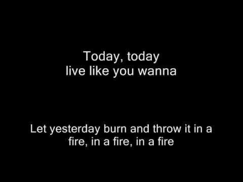 Matisyahu - Live like a warrior (LYRICS)