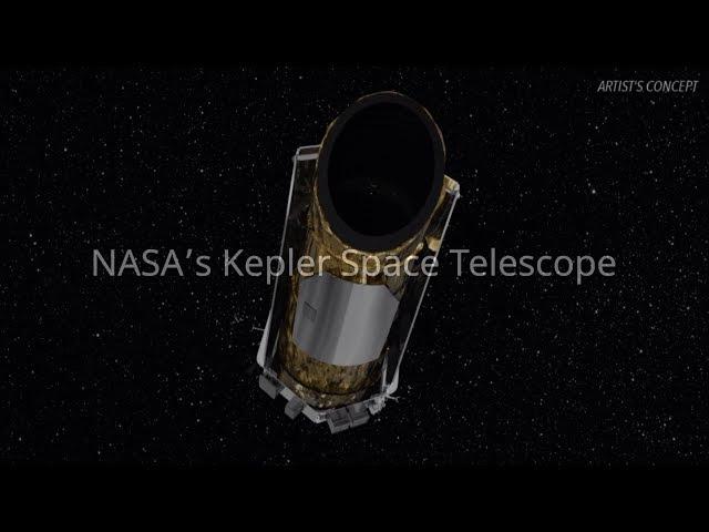 NASA's Kepler Space Telescope is ending science operations