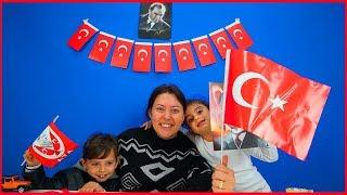 Rüya ve Yankı ile 29 Ekim Cumhuriyet Bayramını Kutluyoruz