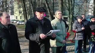 В Вильнюсе отметили 31 годовщину вывода Советских войск из Афганистана
