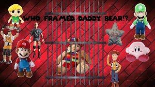 """The Bear Show S5EP2 """"Daddy Bear Gets Framed!"""""""