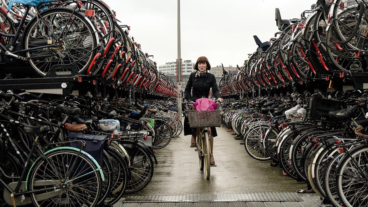 World's biggest bicycle study: The Bike Study Week in Amsterdam Region