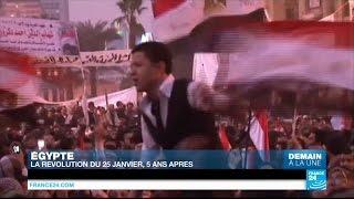 Égypte : la révolution du 25 janvier, 5 ans après