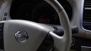 Аренда авто в Москве Nissan Teana / Ниссан Теана