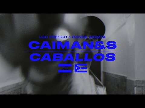 """Lou Fresco X Rxnde Akozta """"CAIMANES & CABALLOS"""" (Prod. Drama▲Theme)"""