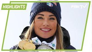 Mondiali: Dorothea Wierer chiude con l'argento nella Mass Start