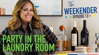 "The Weekender: ""Party in the Laundry Room"" (Season 2, Episode 13)"