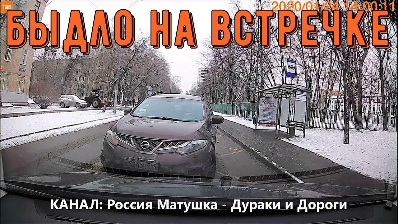 Быдло на встречке! Подборка на видеорегистратор №110! Road Rage Compilation on Dashcam!
