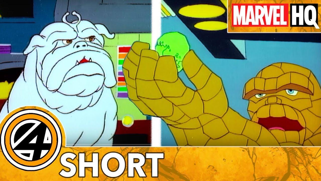 Everything's a Stretch to Mr  Fantastic! Puns! | Marvel Mash-Ups: Fantastic  Four | Blastaar
