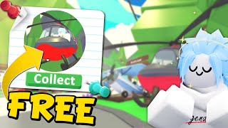 How To Get Tнe FLYING VEHICLES FOR FREE In Roblox Adopt Me 🚁🛩️ Mooncake Festival Update 🥮
