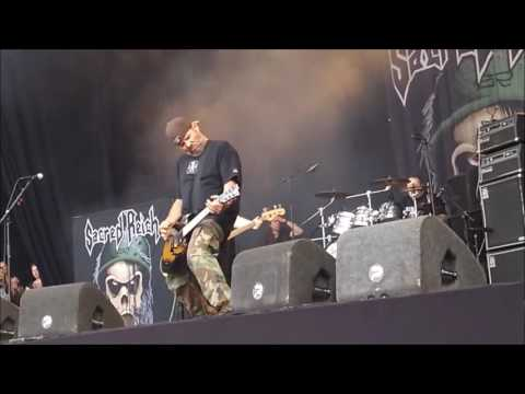 Sacred Reich - The American Way (live @ Dynamo Metal Fest 2016)