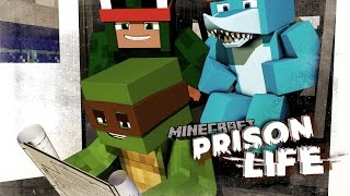 Minecraft Prison Life 2 - DOING FAVOURS FOR THE GANG!