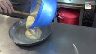Приготовление хлеба из кукурузной муки по стариному дагестанскому рецепту