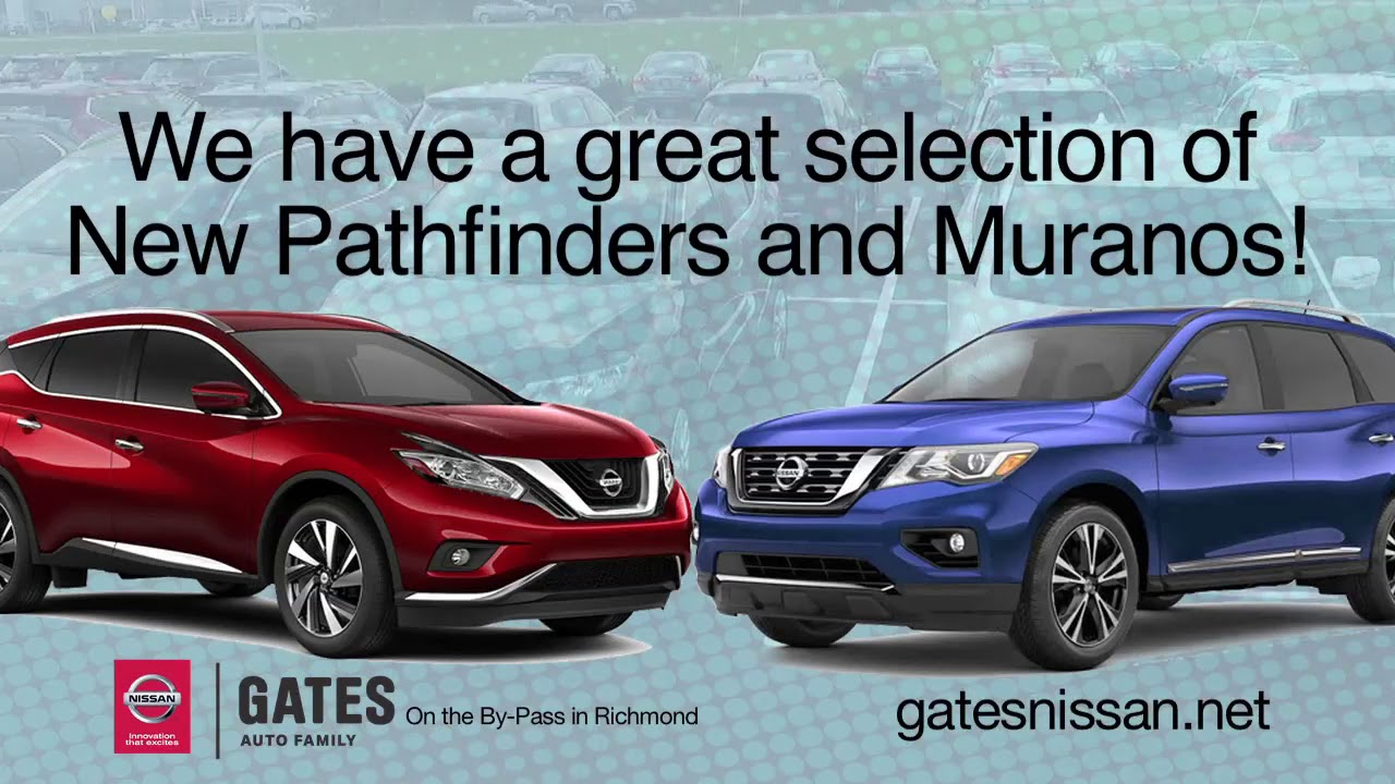 Nissan Pathfinder And Muranos   Gates Nissan   Richmond, KY