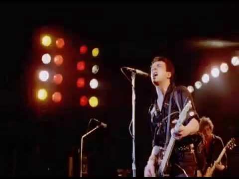 The Clash - English Civil War (live)