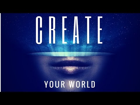 How to Consciously Create Your Reality! -Full Book (Law Of Attraction)