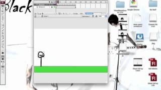 Abode Flash CS3 Basic Animation Tutorial