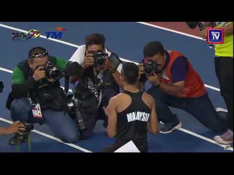 #Whatsupkl2017 #kl2017  Saksikan siaran langsung final pecut 200 meter lelaki dan wanita