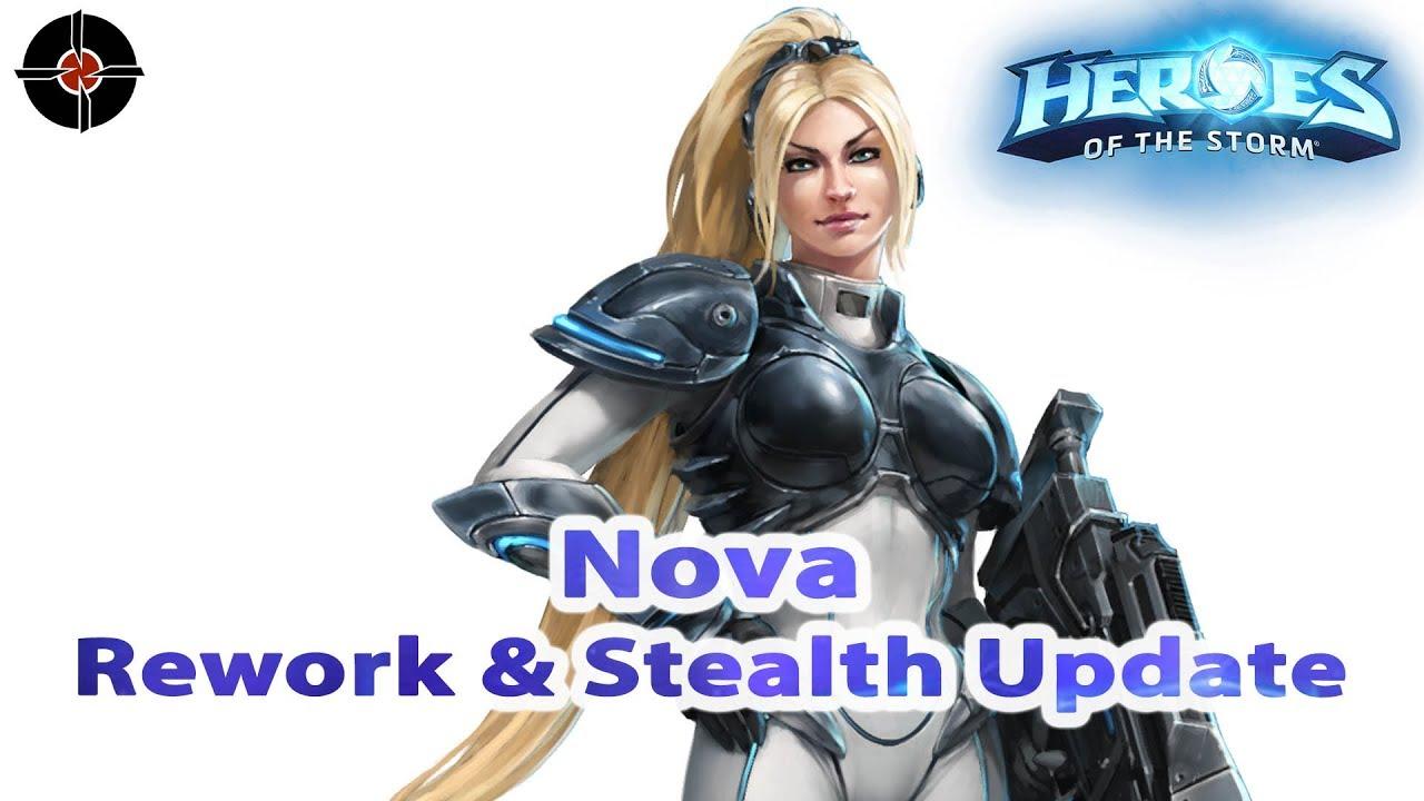 Hots Stealth Rework