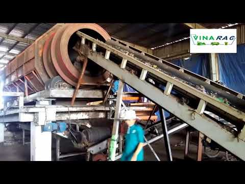 Waste treatment factory in Vietnam Vinarac - machinesale.vn@gmail.com