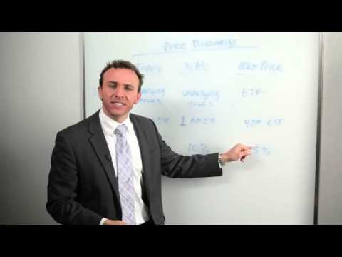 A Lesson in ETF Price Discovery