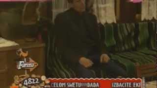 Farma 4: EKREM JEVRIĆ IMAM 2 ŽENE A NEMAM NIJEDNU 1.04.2013 HD