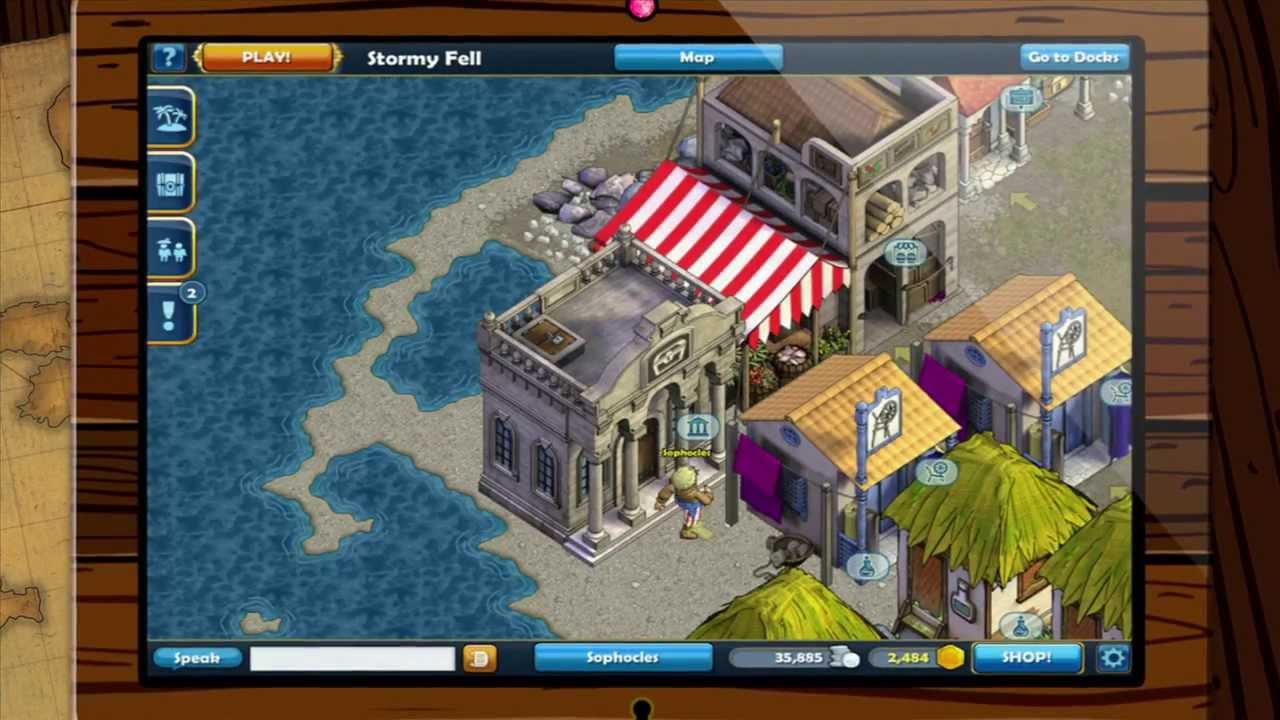 Ipad Pirate Games