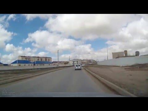 Проезд на станцию Мангышлак от ж/д переезда до вокзала