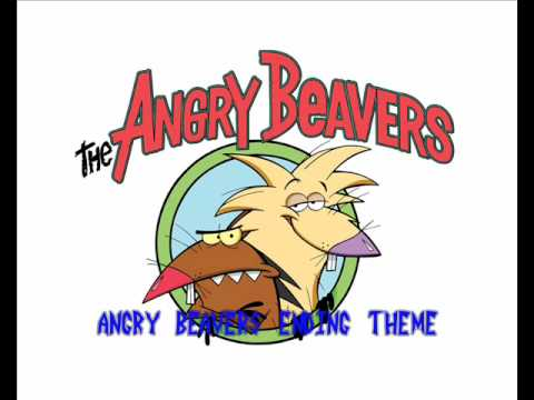 The Angry Beavers Ending Theme (Download Available)