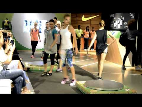 NIKE Women Fitness Event MOE Dubai UAE