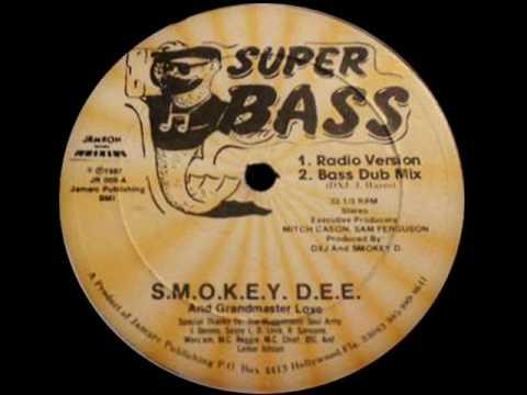 S.M.O.K.E.Y  D.E.E & Grandmaster Love - Super Bass 1987
