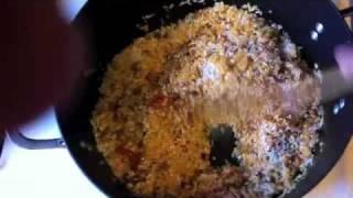 Arroz Con Gandules/rice With Pigeon Peas