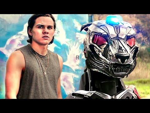 AXL streaming (2018) Film Adolescent avec un robot chien