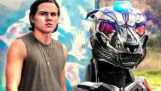 AXL Bande Annonce (2018) Film Adolescent avec un robot chien