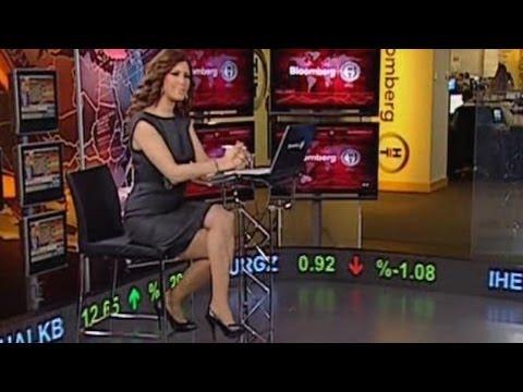 İpek Kaplan Beautiful Turkish Tv Presenter 26.10.2012