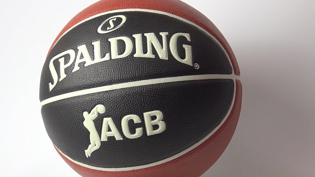 ea4500865 Pelota oficial Liga ACB. Liga Endesa. Comienzo temporada 2017. Spalding  TF-1000 Legacy