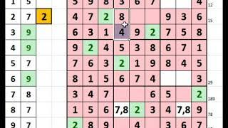 Как решать Судоку / How to solve Sudoku