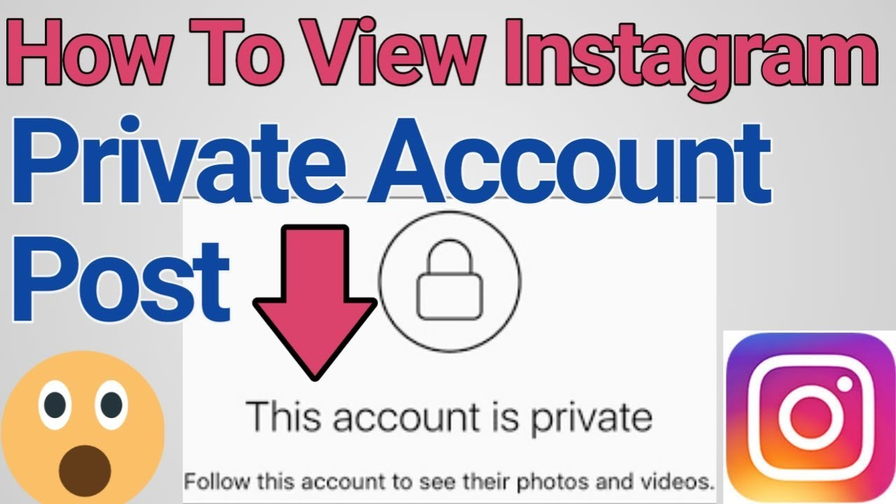 How To View Instagram Private Account Post?