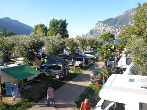 60 - California on Tour - Camping Maroadi, Torbole, Riva, Arco
