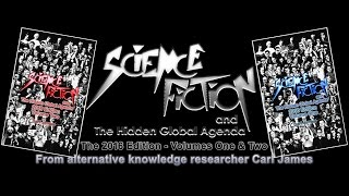 Science Fiction and the Hidden Global Agenda - Book Trailer