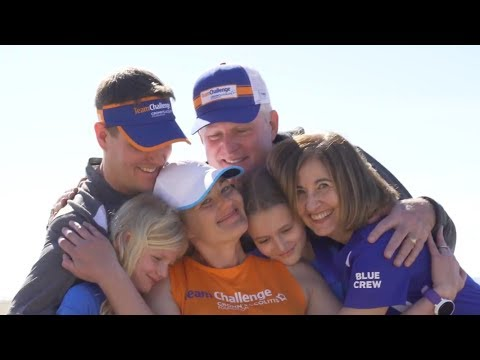 Three Decades of a Team Challenge Family