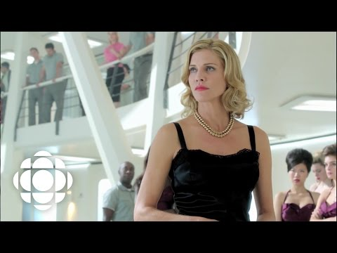 Tricia Helfer Dishes on New Scifi Series Ascension  CBC Connects
