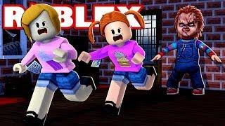 Roblox Escape Chucky's House   2 Player