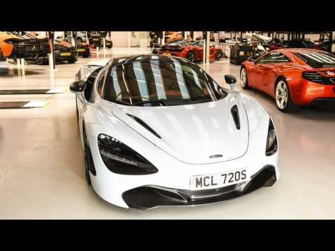 DVLA Personalised Registrations Mercedes World 2017 Day 1