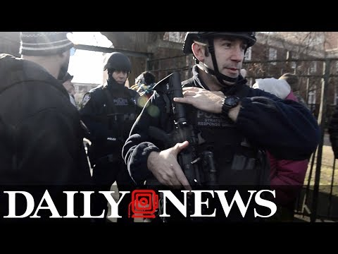 Report of gun sparks scare at Brooklyn school