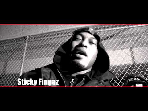 Sticky Fingaz Shouts out Big Shot Music Inc.