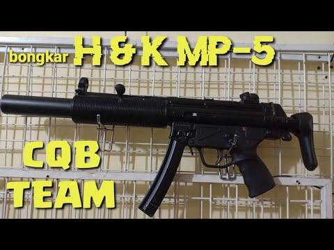 "H&K MP5 Sd-""bagudung Shooting Club"""
