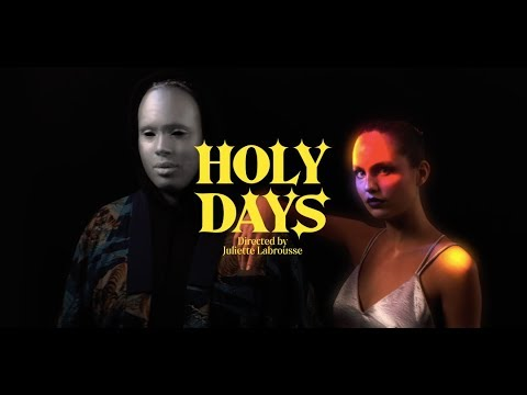 Fang The Great - HOLY DAYS (Official Video)